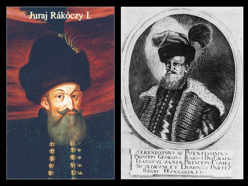 Juraj Rákóczy I.