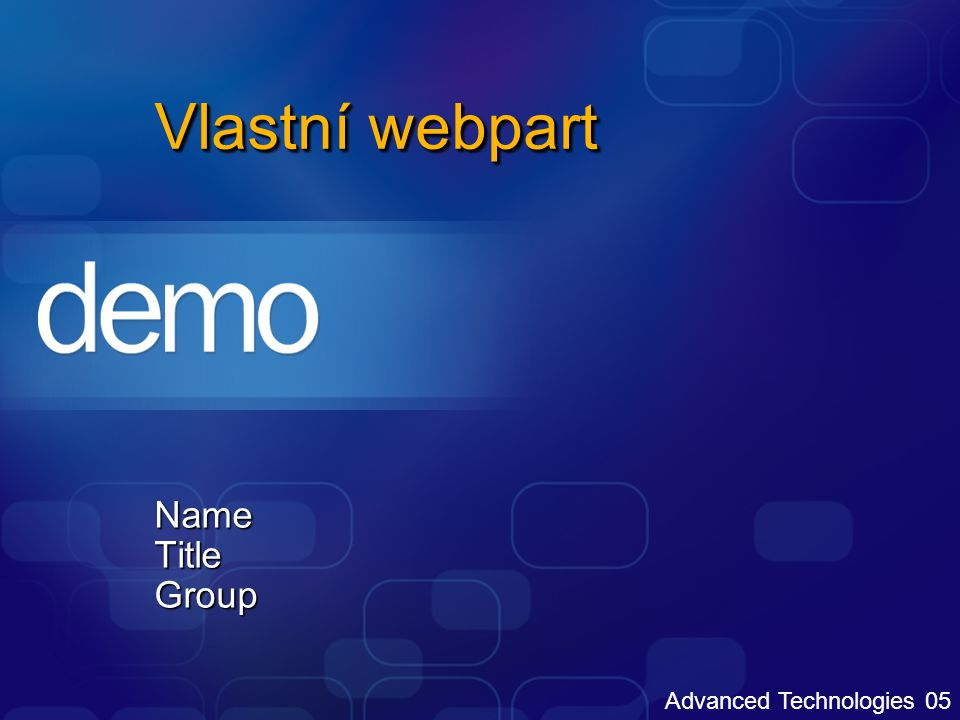 Windows Embedded Design Review Name Title Group