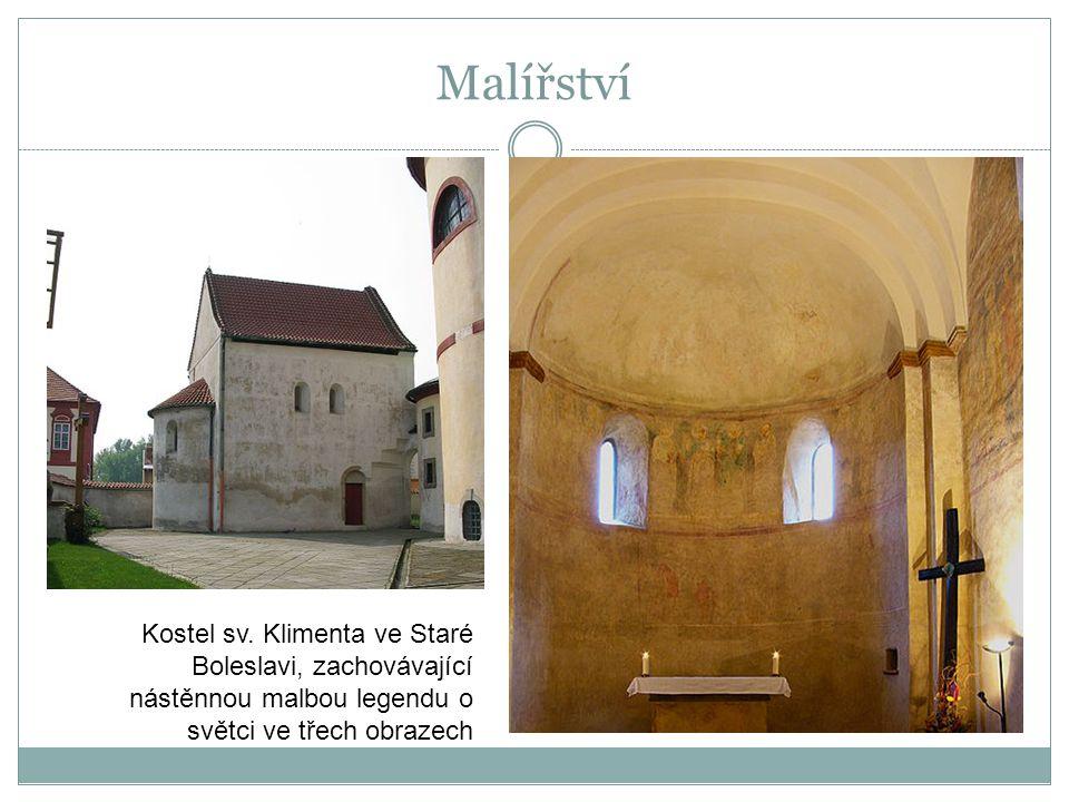Malířství Kostel sv.