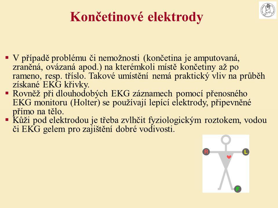 Končetinové elektrody