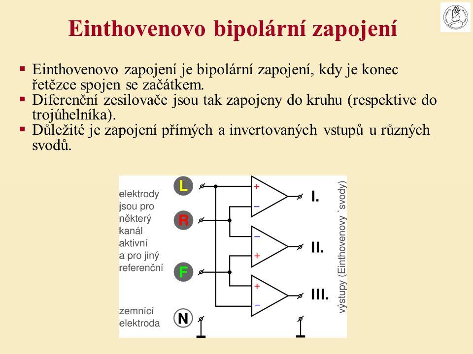 Einthovenovo bipolární zapojení