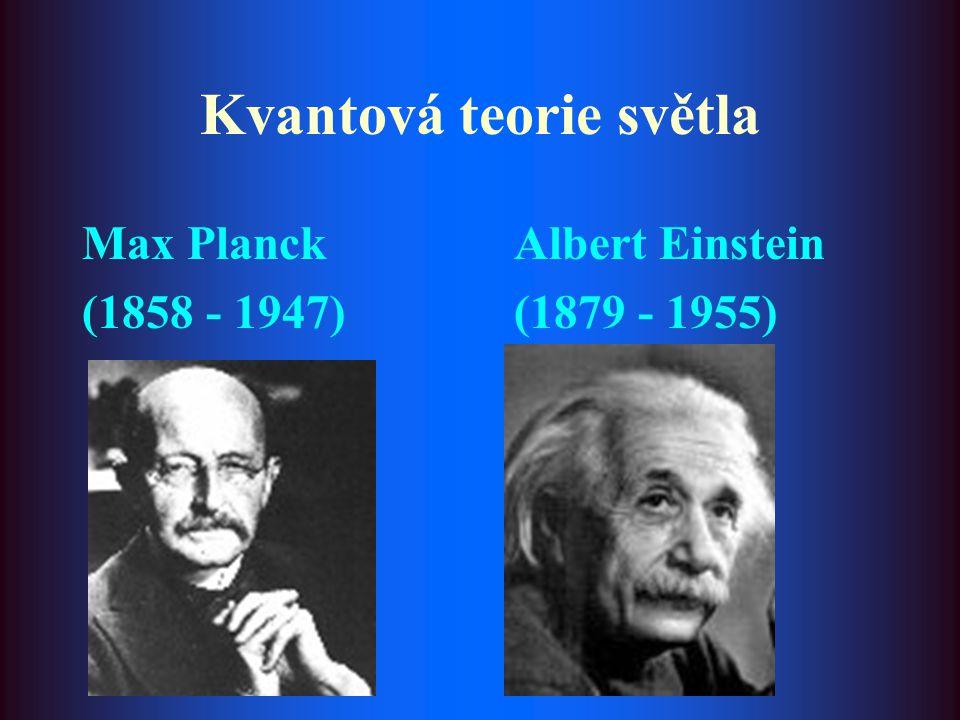 Kvantová teorie světla