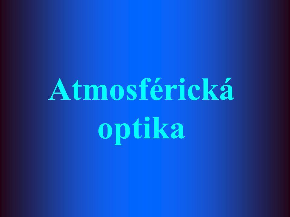 Atmosférická optika