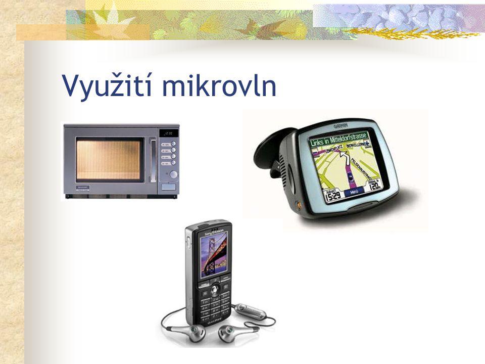 Využití mikrovln