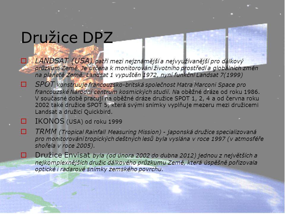 Družice DPZ