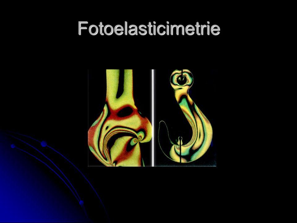 Fotoelasticimetrie
