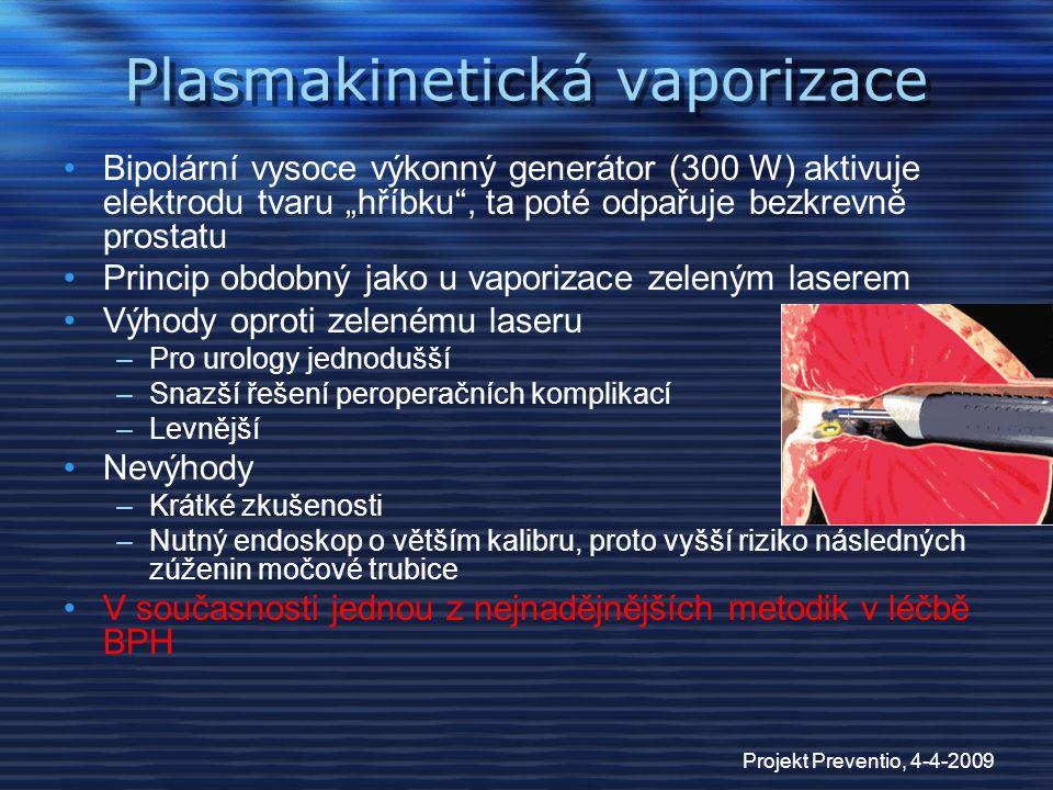 Plasmakinetická vaporizace