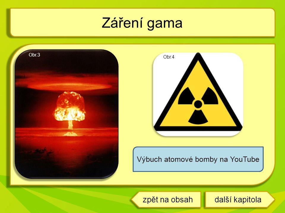Výbuch atomové bomby na YouTube