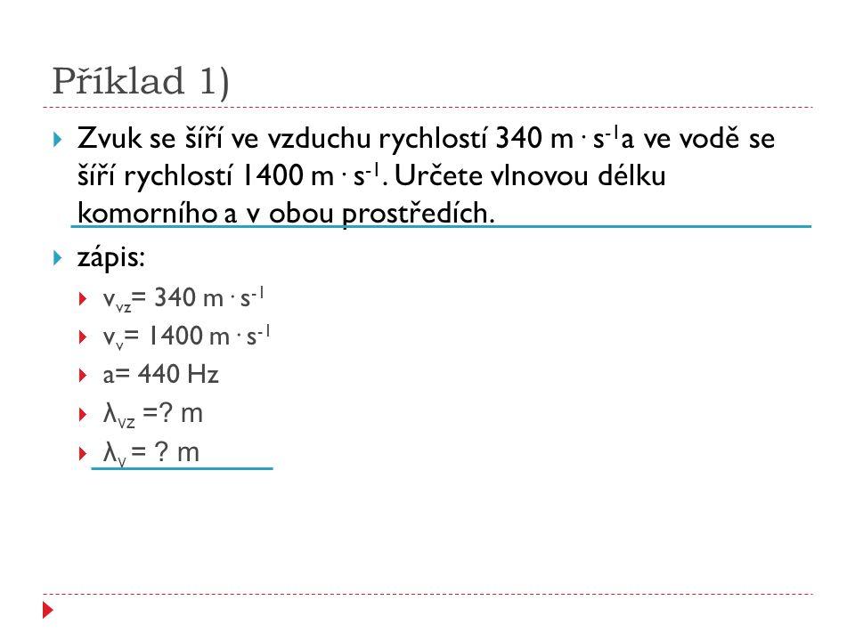 Příklad 1)