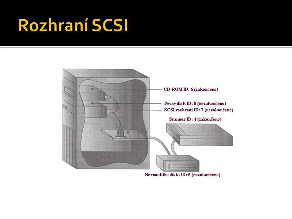 Rozhraní SCSI