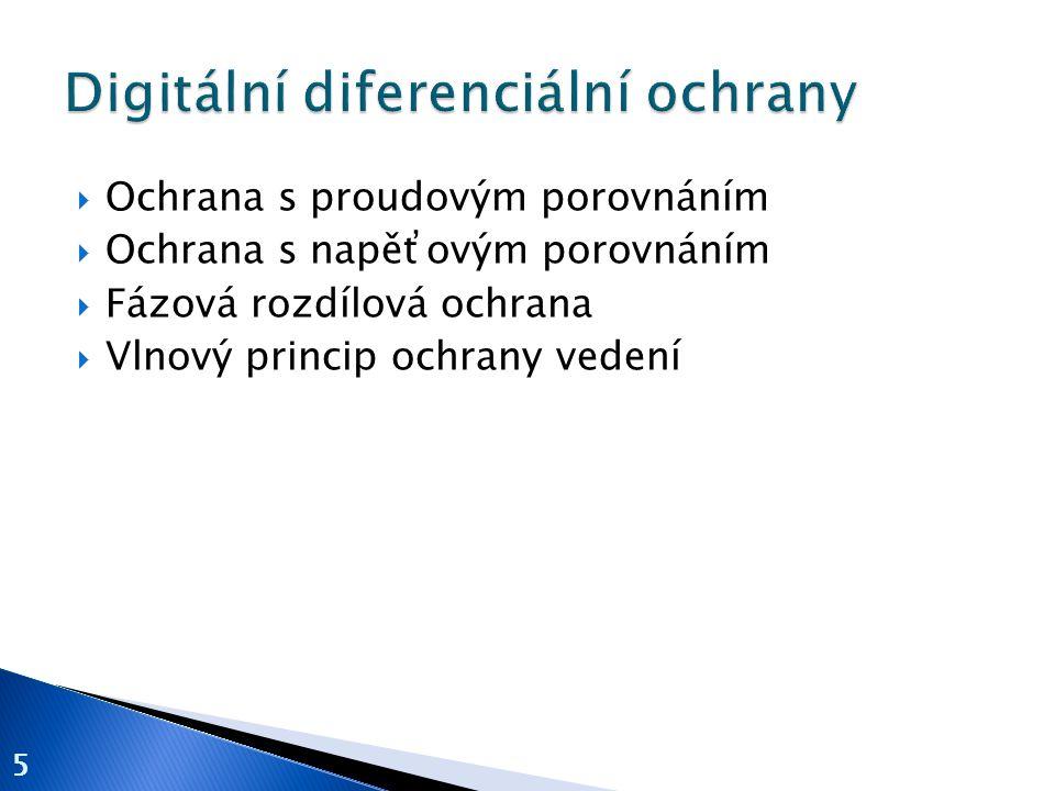 Digitální diferenciální ochrany