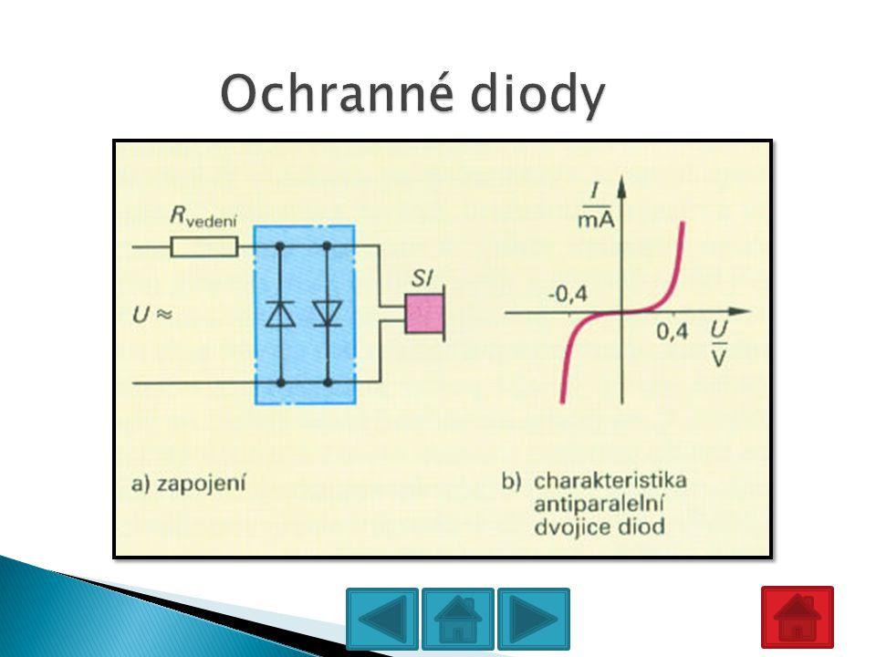 Ochranné diody