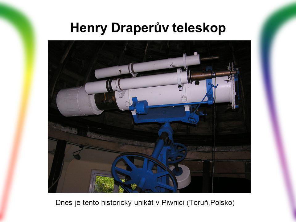 Henry Draperův teleskop