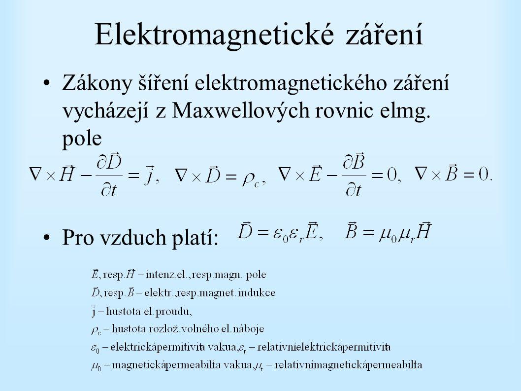 Elektromagnetické záření
