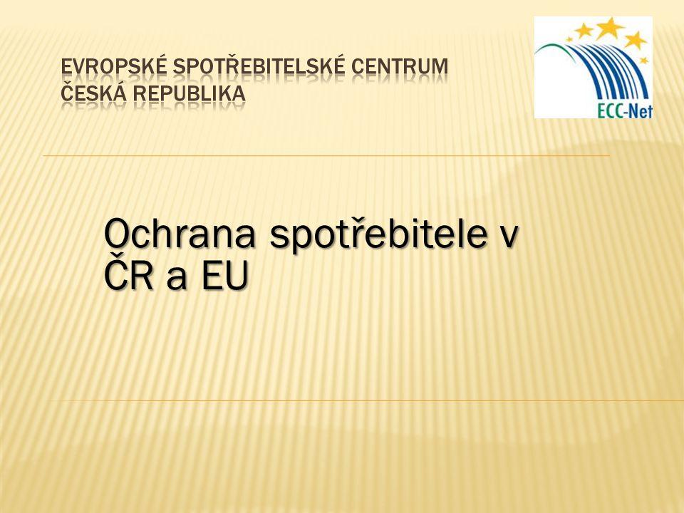 Evropské spotřebitelské centrum česká republika