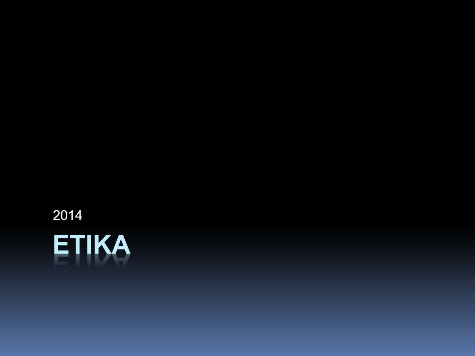 2014 ETIKA