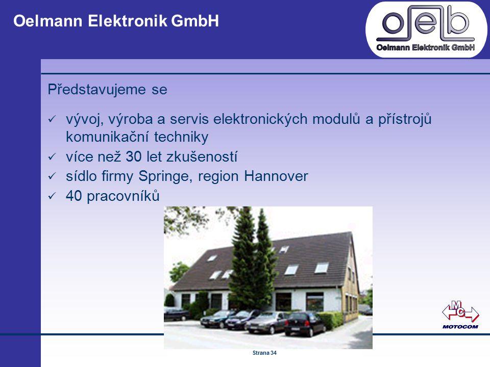 Oelmann Elektronik GmbH