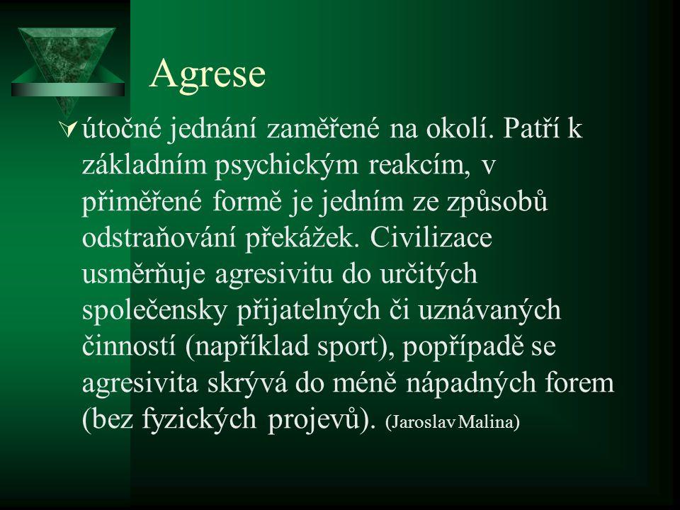 Agrese