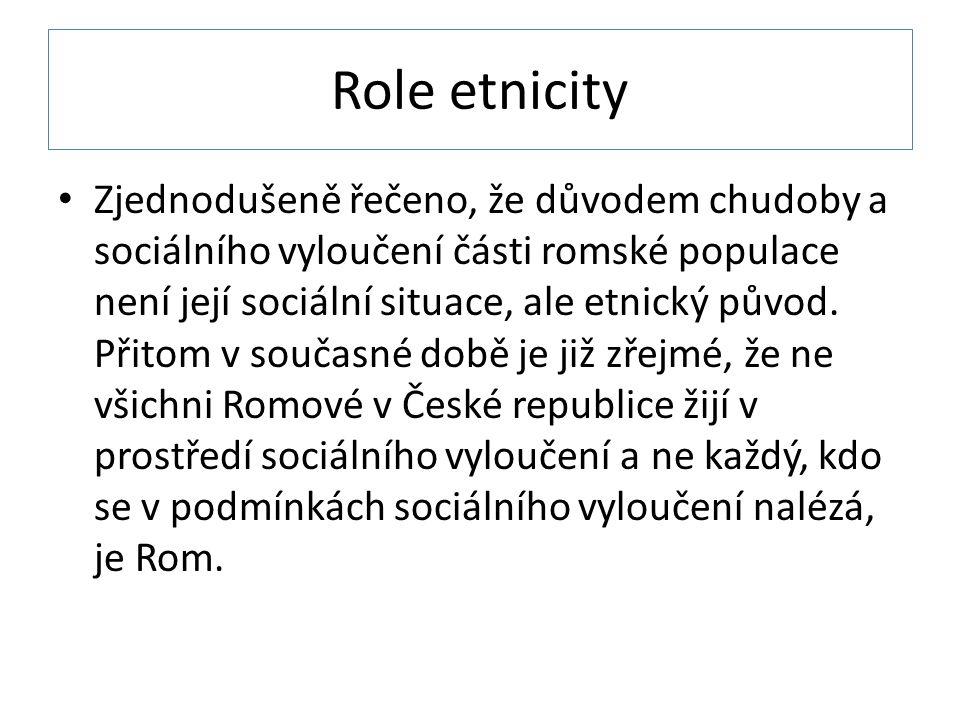 Role etnicity