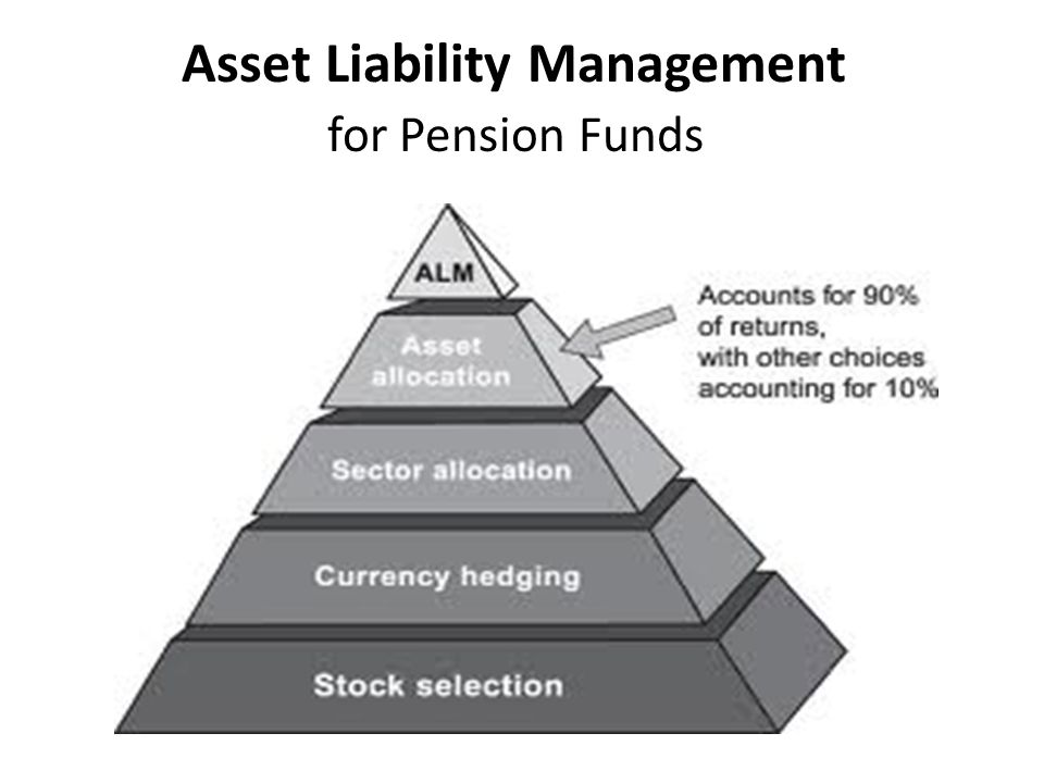 Asset Liability Management for Pension Funds