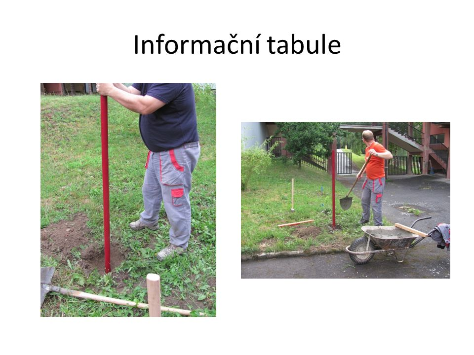 Informační tabule