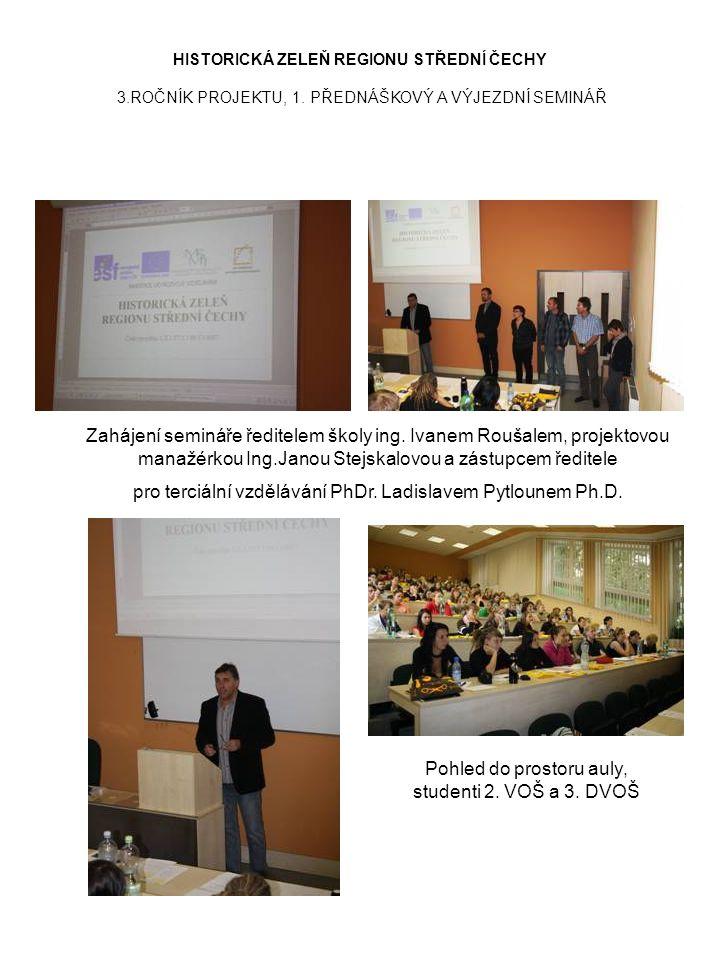 pro terciální vzdělávání PhDr. Ladislavem Pytlounem Ph.D.