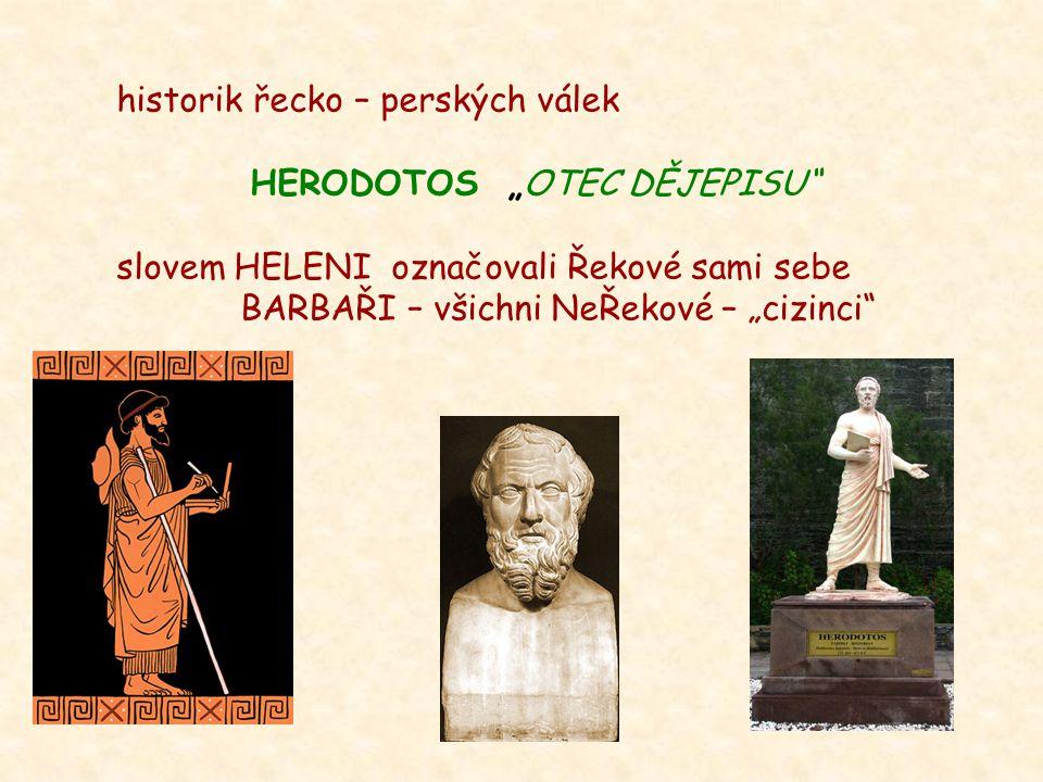 historik řecko – perských válek