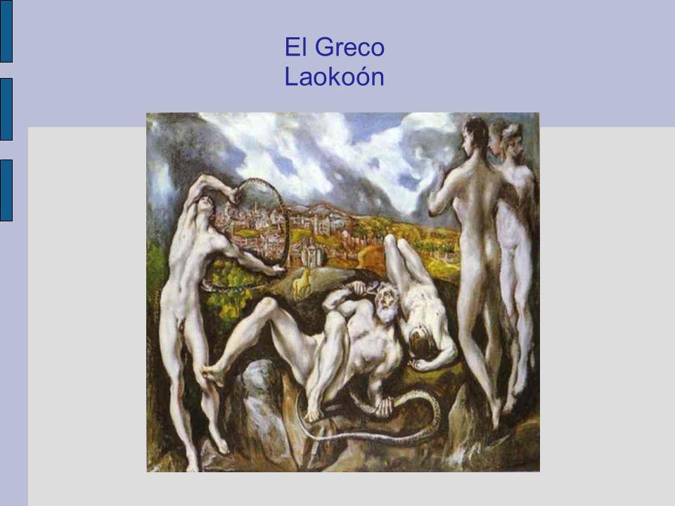 El Greco Laokoón