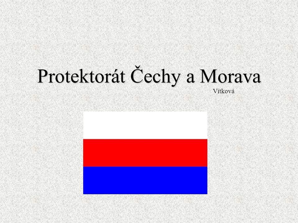 Protektorát Čechy a Morava Vítková