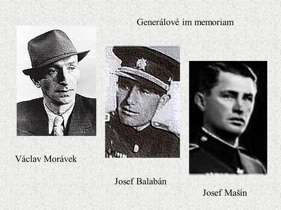 Generálové im memoriam