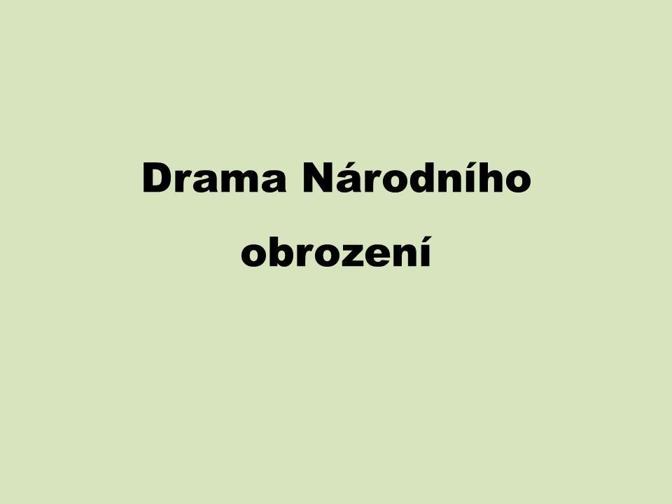 Drama Národního obrození