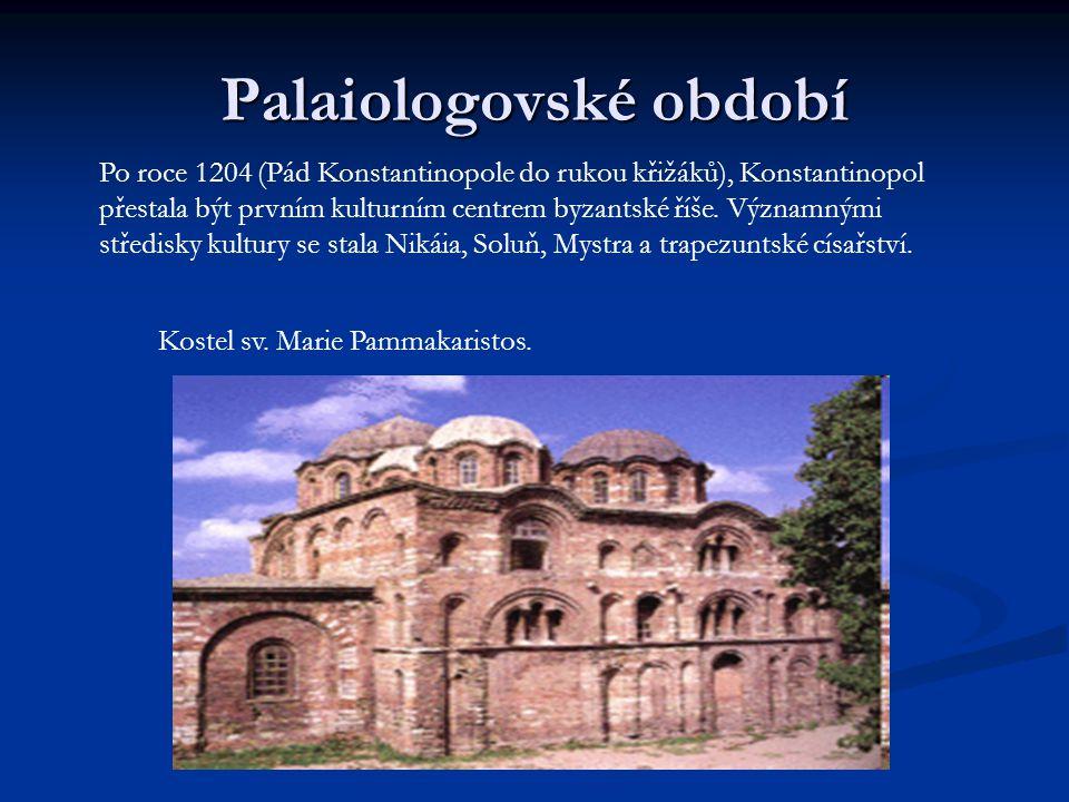 Palaiologovské období