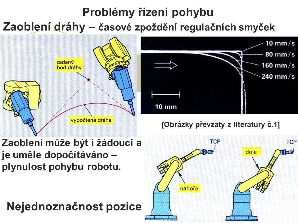 Problémy řízení pohybu