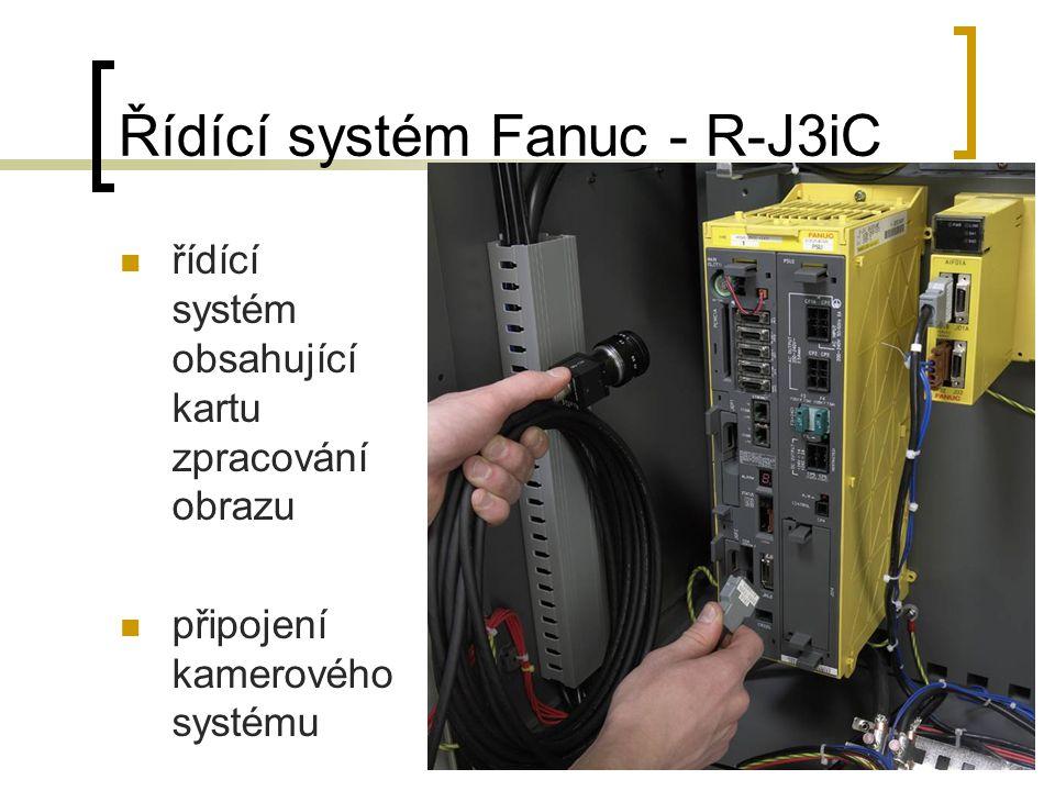 Řídící systém Fanuc - R-J3iC