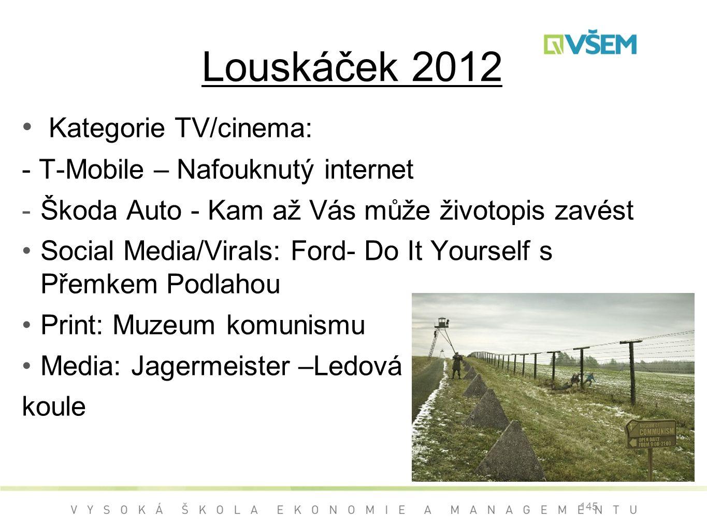 Louskáček 2012 Kategorie TV/cinema: - T-Mobile – Nafouknutý internet