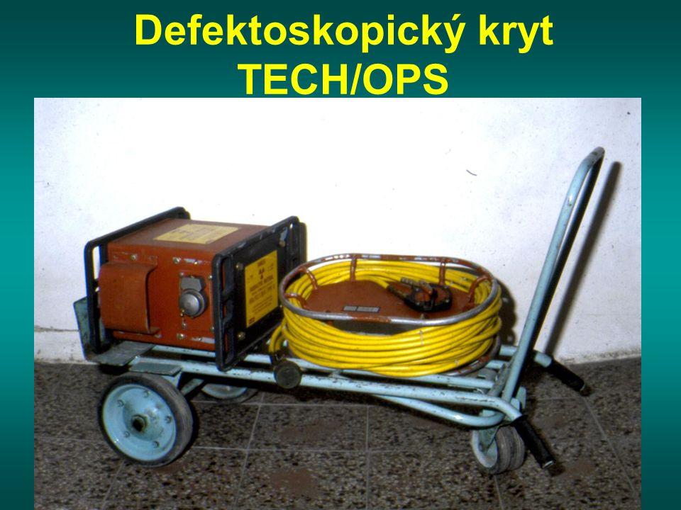 Defektoskopický kryt TECH/OPS