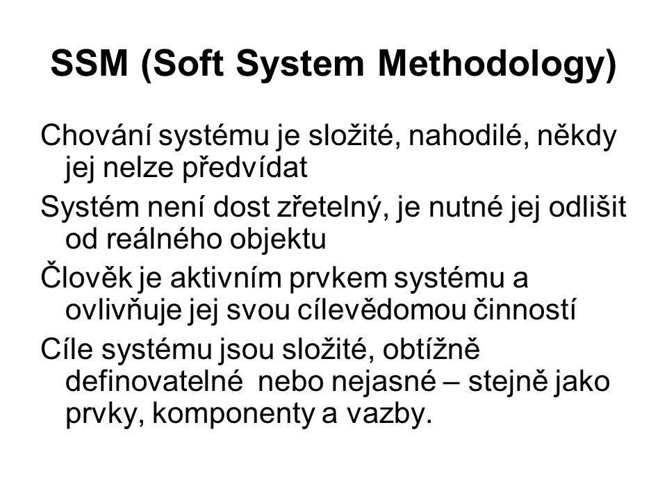 SSM (Soft System Methodology)