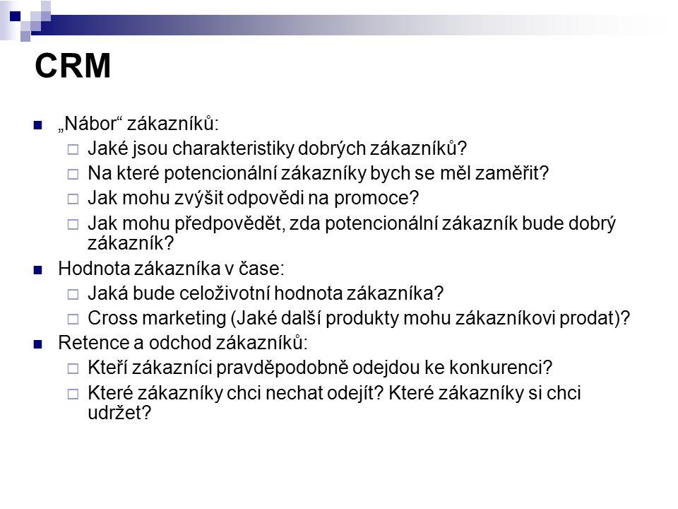 """CRM """"Nábor zákazníků: Jaké jsou charakteristiky dobrých zákazníků"""