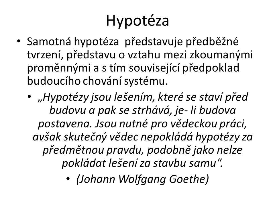 (Johann Wolfgang Goethe)