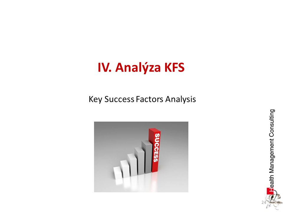 Key Success Factors Analysis
