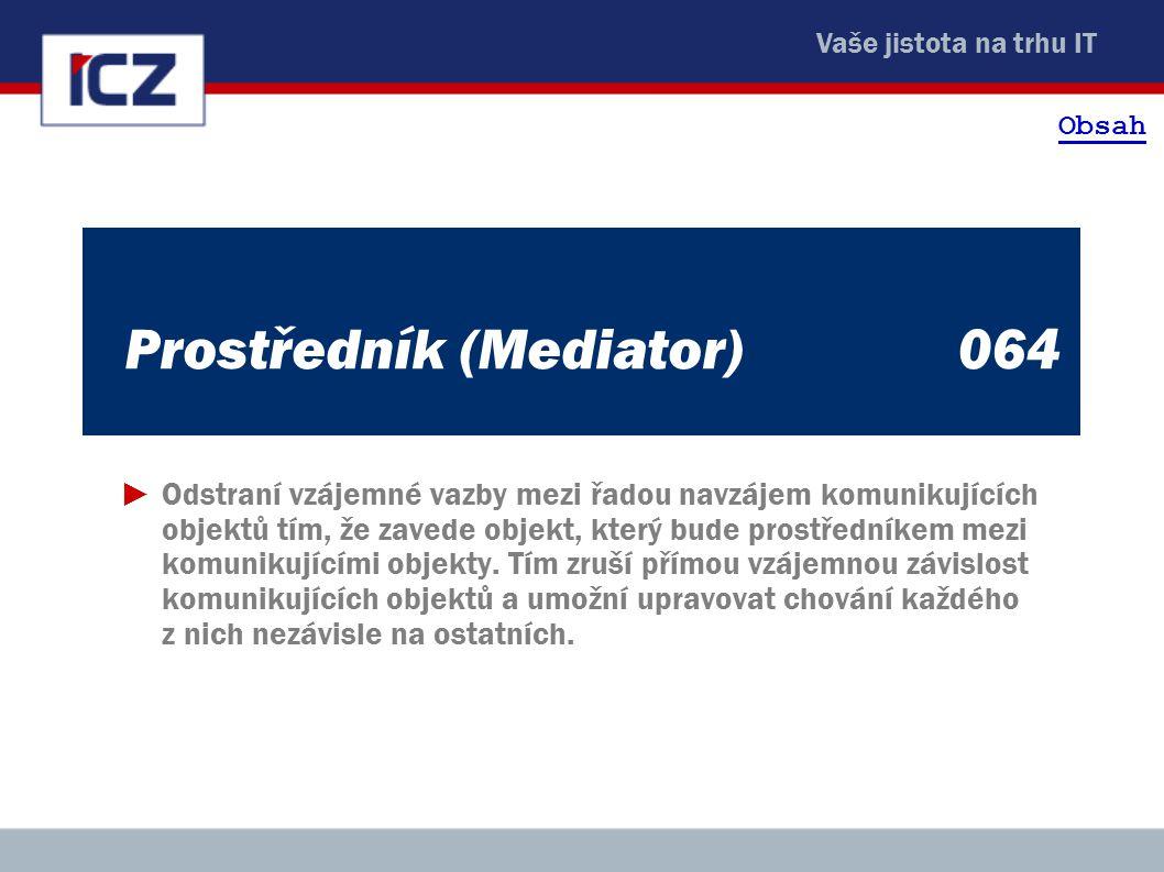 Prostředník (Mediator) 064