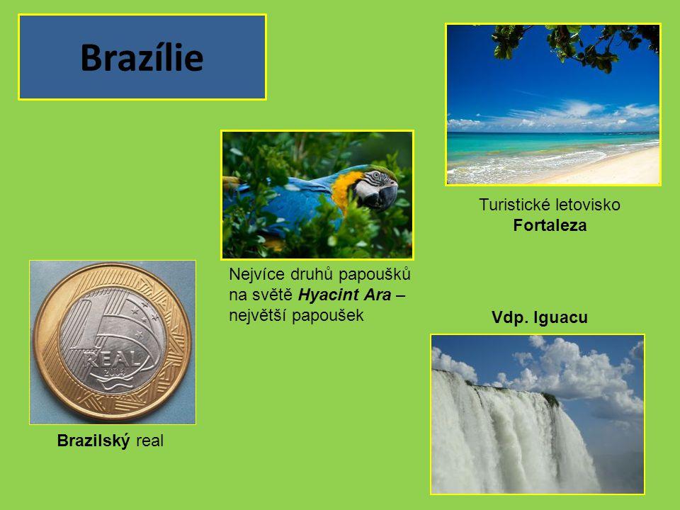 Turistické letovisko Fortaleza