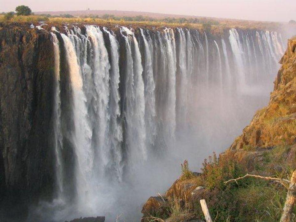 Afrika - řeky