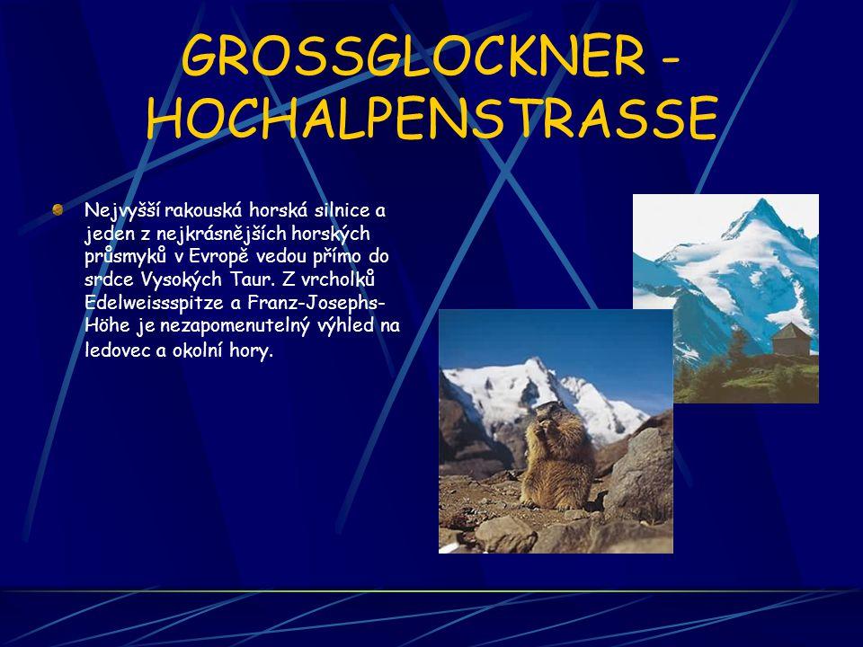 GROSSGLOCKNER - HOCHALPENSTRASSE