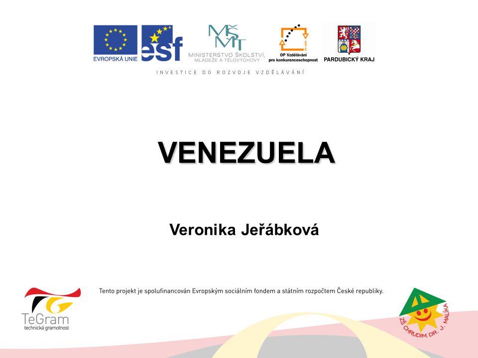 VENEZUELA Veronika Jeřábková