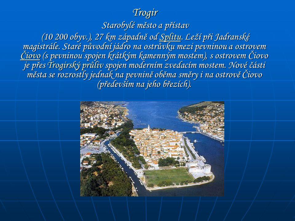 Starobylé město a přístav