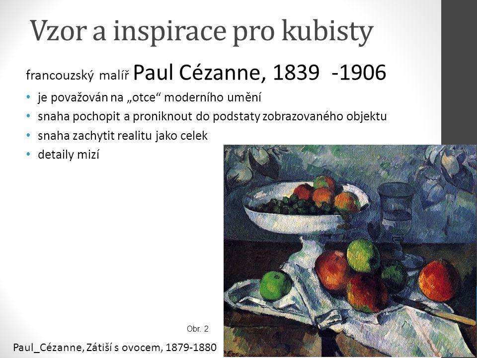 Vzor a inspirace pro kubisty