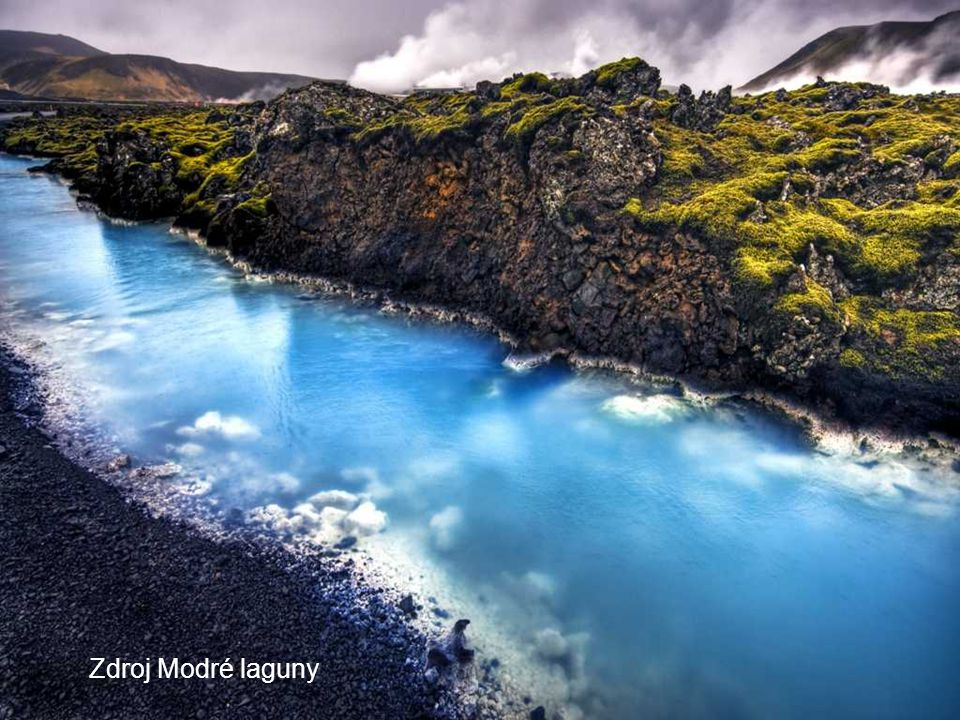 Zdroj Modré laguny