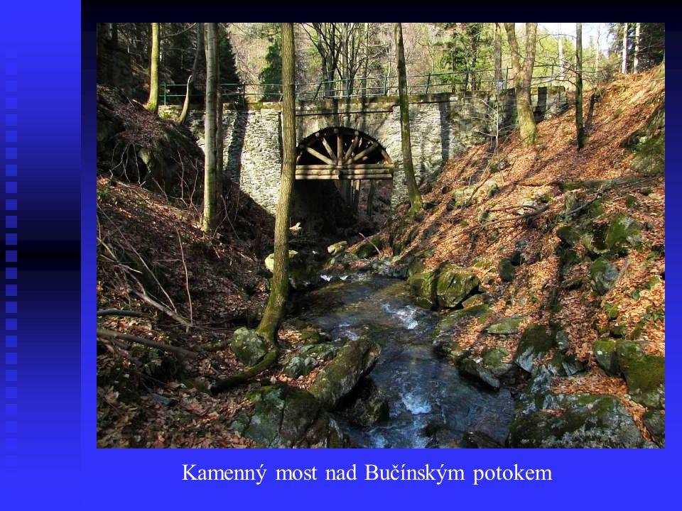 Kamenný most nad Bučínským potokem