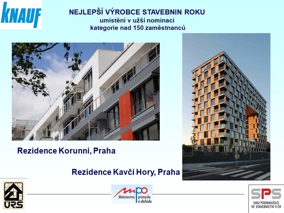 Rezidence Korunní, Praha